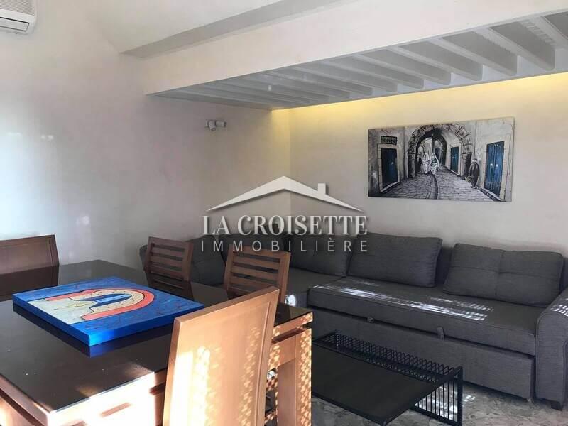 Un duplex S+3 meublé vue mer à Sidi Bou Said