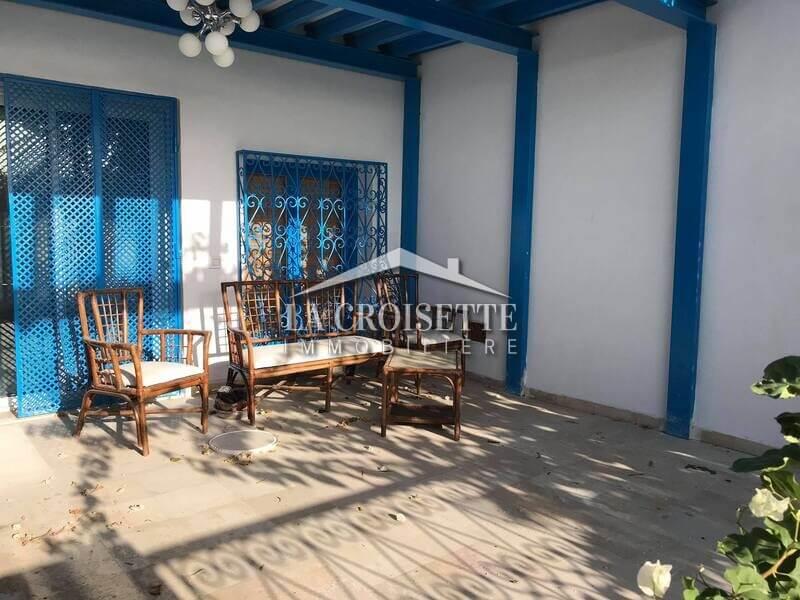 Duplex S+3 meublé vue mer à Sidi Bou Said