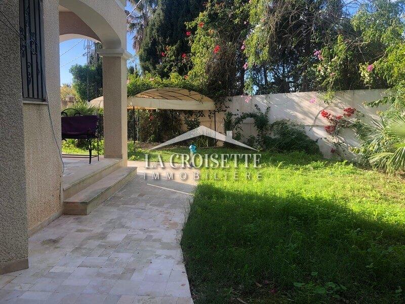 Une villa à La soukra