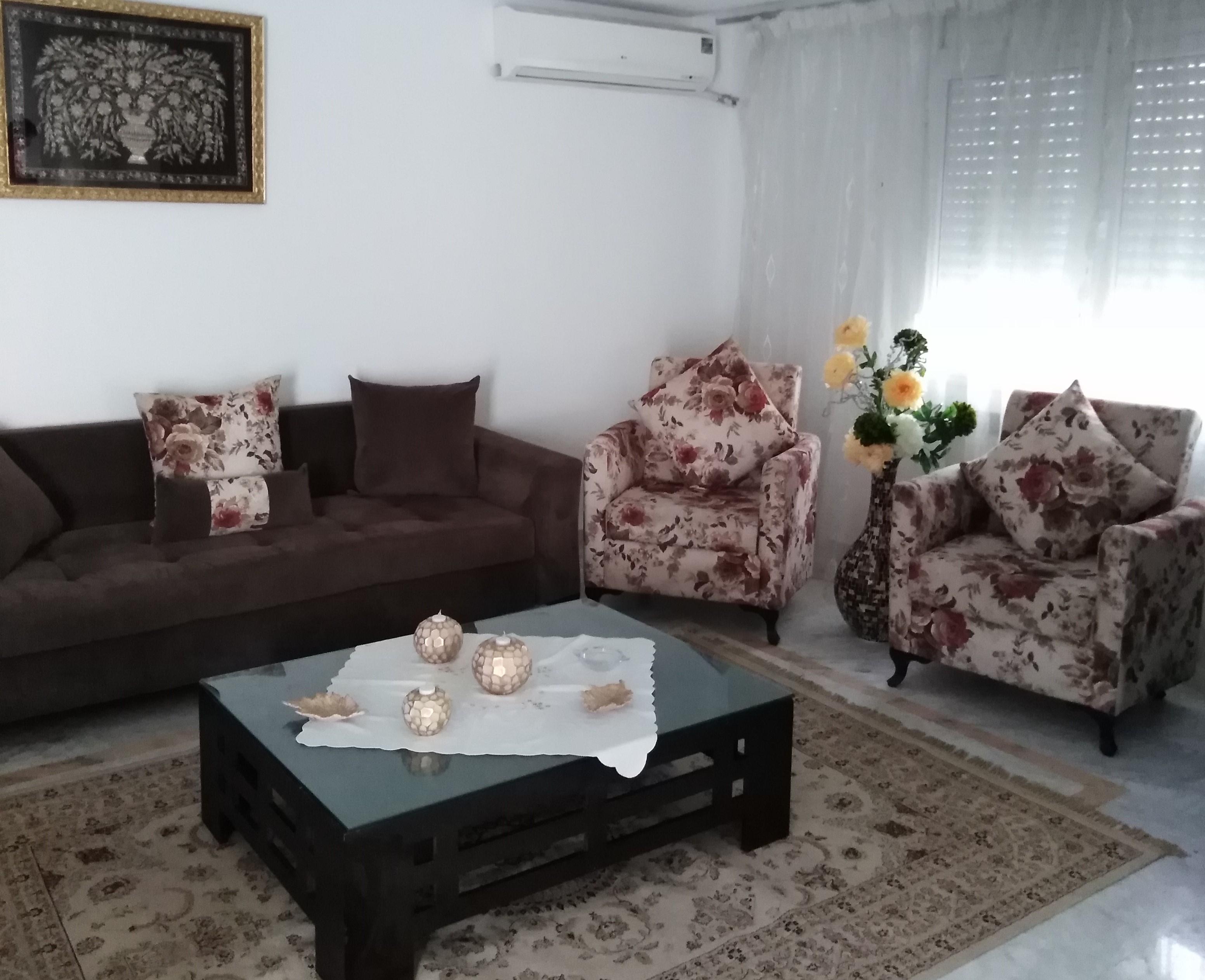 Villa S+5 meublée au Lac 2