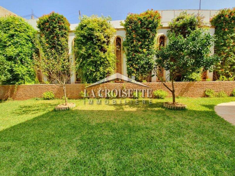 Une villa de charme aux Jardins De Carthage